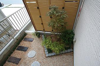 庭園造り5