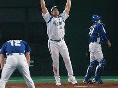 日本シリーズ第3戦(カブレラ、満塁ホームラン)