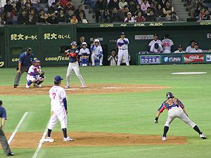 WBC台湾戦3