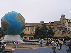 DisneySEA(地球)
