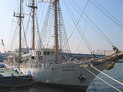 洋上研修(帆船あこがれ)