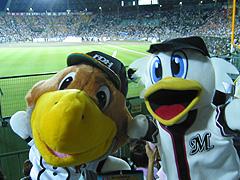 オールスター2005(ハリーとマーくん)